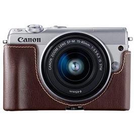 Canon EH31-FJ Dark BW Leather Face Jacket Thumbnail Image 3